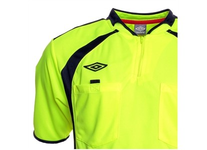 Umbro Giallo Referee Jersey