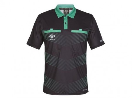 UMBRO Oliver Referee SS Jsy Sort