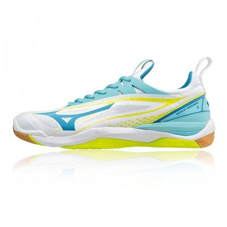 Mizuno Wave Mirage 2 Hvit Turkis