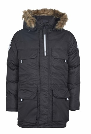 Tracker Original Parka Sort - Tilbud