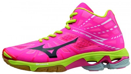 Mizuno Wave Lightning Z Mid Lady