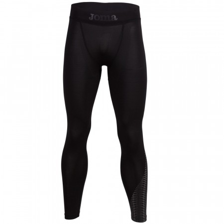 Franzefoss LONG TIGHT RUNNING NIGHT BLACK