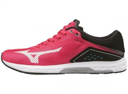 Mizuno Wave Sonic Rosa/Sort Lady