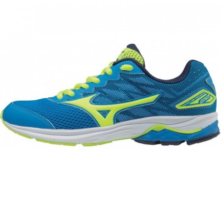 Mizuno Waverider 20, JR Blå