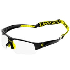 Eyewear Victory Junior Black/Neon Yellow